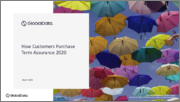 How Customers Purchase Term Assurance 2020