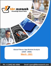 Global Fitness App Market By Type, By Platform, By Device, By Regional Outlook, Industry Analysis Report and Forecast, 2020 - 2026
