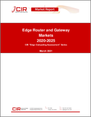 Edge Router and Gateway Markets 2020-2025