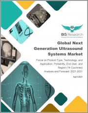 Global Next Generation Ultrasound Systems Market: Focus on Product Type, Technology, and Application, Portability, End User, and Region (14 Countries) - Analysis and Forecast, 2021-2031