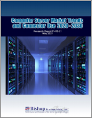Computer Server Market Trends and Connector Use 2020-2030