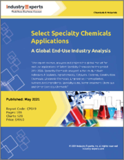 Select Specialty Chemicals Applications - A Global End-Use Industry Analysis