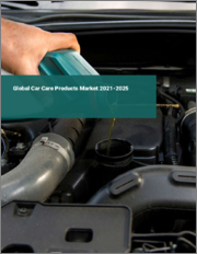 Global Car Care Products Market 2021-2025