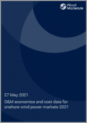 O&M Economics and Cost Data for Onshore Wind Power Markets 2021