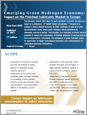 Emerging Green Hydrogen Economy: Impact on the Finished Lubricants Market in Europe