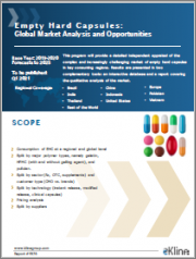 Empty Hard Capsules: Global Market Analysis and Opportunities