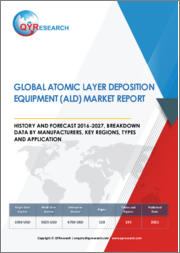 Global Atomic Layer Deposition Equipment (ALD) Market Report, History and Forecast 2016-2027