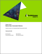 Market Data - Automated Vehicles: Global Consumer and Commercial Market Forecasts, 2021-2030