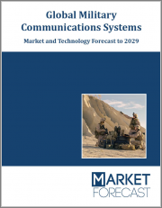 Global Military Communications Systems - Market and Technology Forecast to 2029: Market Forecasts by Regions, Systems, Equipment, by Force Type Market/Technologies Overview, Market Trends, Country Analysis, and Leading Companies