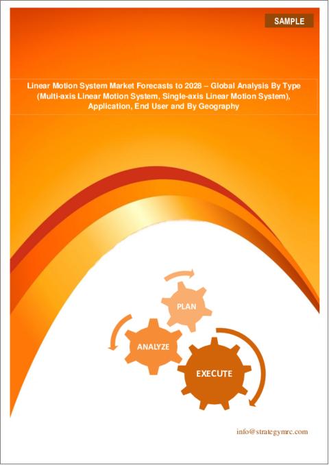 Linear Motion System - Global Market Outlook (2020-2028)
