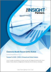 Electronic Health Record Market Market Forecast to 2028 - COVID-19 Impact and Global Analysis By Installation Type ; Type ; End User, and Geography