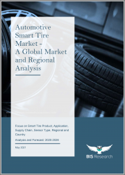 Automotive Smart Tire Market - A Global Market and Regional Analysis: Focus on Smart Tire Product, Application, Supply Chain, Sensor Type, Regional and Country - Analysis and Forecast, 2020-2026
