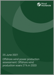 Offshore Wind Power Production Assessment: Offshore Wind Production Soars 21% in 2020