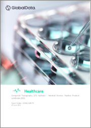 Computed Tomography (CT) Systems - Medical Devices Pipeline Product Landscape, 2021
