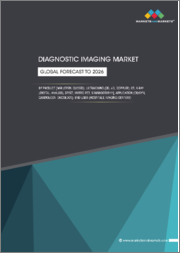 Diagnostic Imaging Market by Product (MRI (Open, Closed), Ultrasound (2D, 4D, Doppler), CT, X-Ray (Digital, Analog), SPECT, Hybrid PET, Mammography), Application (OB/Gyn, Cardiology, Oncology), Enduser - Global Forecast to 2026