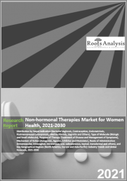 Non-hormonal Therapies for Women's Health Market by Target Indication (Bacterial Vaginosis, Contraception, Endometriosis, Postmenopausal Osteoporosis, Uterine Fibroids, Vaginitis and Others), Type of Molecule (Biologic and Small Molecule),