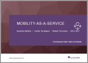 Mobility-as-a-Service: Business Models, Vendor Strategies & Market Forecasts 2021-2027