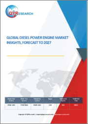 Global Diesel Power Engine Market Insights, Forecast to 2027
