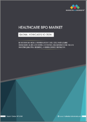 Healthcare BPO Market by Outsourcing Models, Provider (Patient Care, RCM), Payer (Claims Management, Billing & Accounts), Life Science (R&D, Manufacturing, Sales & Marketing (Analytics, Research)), & Region (Source, Destination)-Global Forecasts to 2026