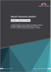 Smart Railways Market by Offering (Solutions (Rail Asset Management and Maintenance, Operation and Control, Communication and Networking, Security and Safety, Rail Analytics) and Services (Professional and Managed)), and Region - Global Forecast to 2026