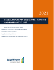 Global Mountain Bike Market- By Type, By Application, By Region ; Trend Analysis, Competitive Market Share & Forecast, 2016-2027