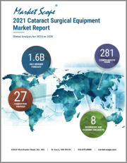 2021 Cataract Surgical Equipment Market Report: Global Analysis for 2020 to 2026