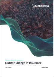 Climate Change and its Impact on Insurance Market - Thematic Research