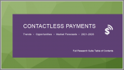 Contactless Payments: Trends, Opportunities and Market Forecasts 2021-2026