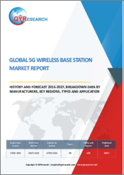 Global 5G Wireless Base Station Market Report, History and Forecast 2016-2027