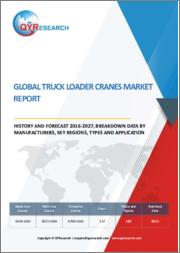 Global Truck Loader Cranes Market Report, History and Forecast 2016-2027