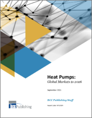 Heat Pumps: Global Markets to 2026