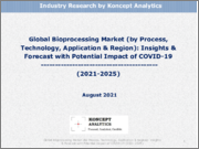 Global Bioprocessing Market (by Process, Technology, Application & Region): Insights & Forecast with Potential Impact of COVID-19 (2021-2025)