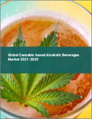 Global Cannabis-based Alcoholic Beverages Market 2021-2025