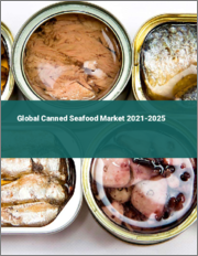Global Canned Seafood Market 2021-2025