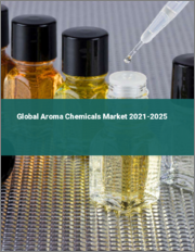 Global Aroma Chemicals Market 2021-2025