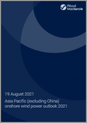 Asia Pacific (excluding China) Onshore Wind Power Outlook 2021