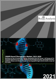 CRISPR Based Therapeutics Market by Type of Therapy (CAR-T Therapy, Hematopoietic Stem Cell Therapy, T cell Therapy and TIL), Therapeutic Approach (In vivo, Ex vivo), Therapeutic Area (Oncological Disorders,