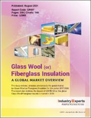 Glass Wool or Fiberglass Insulation - A Global Market Overview