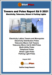 Towers and Poles Report Ed 9 2021