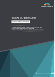 Digital Oilfield Market by Solution (Hardware, Software & Service, and Data Storage Solutions), Processes (Reservoir, Production, Drilling Optimizations, Safety Management), Application (Onshore and Offshore), and Region - Global Forecast to 2026
