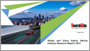Global and China Hybrid Vehicle Industry Research Report, 2021