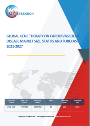 Global Gene Therapy on Cardiovascular Disease Market Size, Status and Forecast 2021-2027