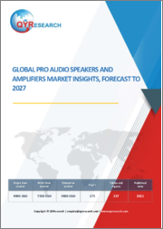 Global Pro Audio Speakers and Amplifiers Market Insights, Forecast to 2027