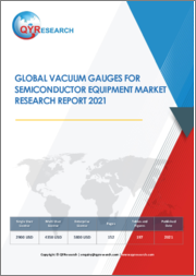 Global Vacuum Gauges for Semiconductor Equipment Market Research Report 2021