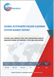 Global Automated Facade Cleaning System Market Report, History and Forecast 2016-2027