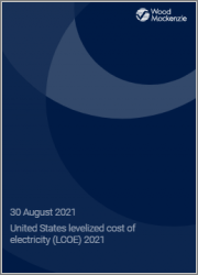 United States Levelized Cost of Electricity (LCOE) 2021