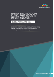 Raman Spectroscopy Market with COVID-19 Impact Analysis by Instrument (Microscopy Raman, Handheld & Portable Raman), Sampling Technique (Surface Enhanced Raman Scattering), Application (Pharmaceutical, Life Science), and Region - Global Forecast to 2026