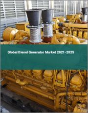Global Diesel Generator Market 2021-2025