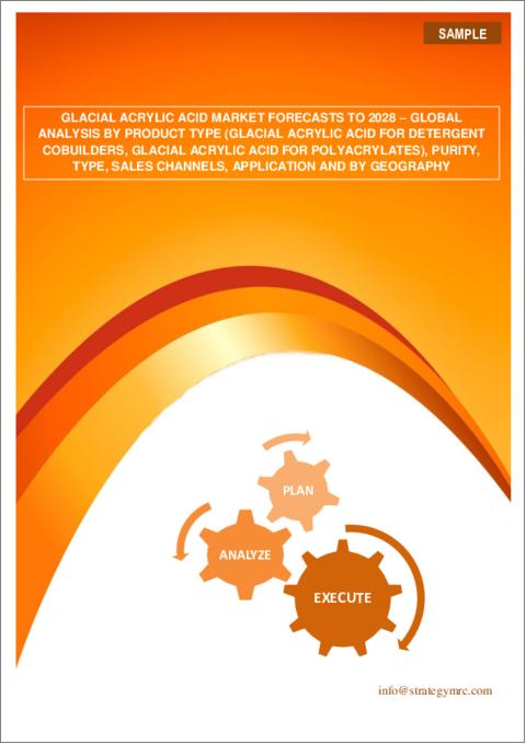 Glacial Acrylic Acid - Global Market Outlook (2020 - 2028)
