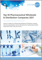 Top 50 Pharmaceutical Wholesale & Distribution Companies 2021: Analysis of Leading Top 50 Pharmaceutical Wholesale & Distribution Companies, Forecasts by Type, Regional & Leading National Market Analysis, COVID-19 Recovery Scenarios